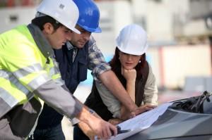 15333588 - construction team on site